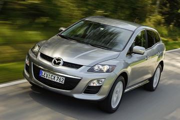 Mazda stopt met CX-7