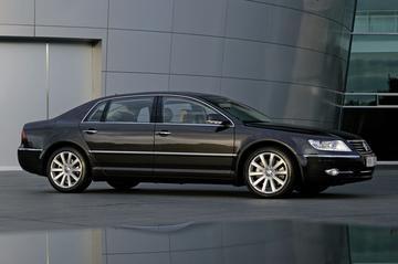Volkswagen Phaeton weer eens geupdate