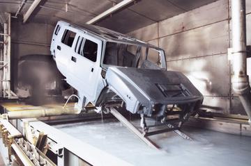 """""""Hummer gaat productie hervatten"""""""