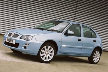 Frisse wind voor Rover 25 en MG ZR