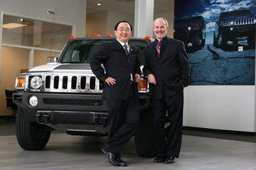 Tengzhong koopt Hummer