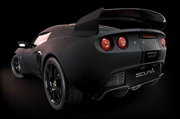Lotus Exige verwelkomt 'the Dark Side'