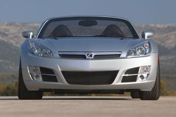 Saturn Sky is nieuwe Opel GT