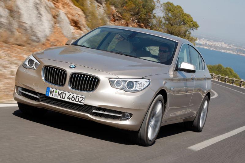 BMW 535i Gran Turismo Executive (2009)