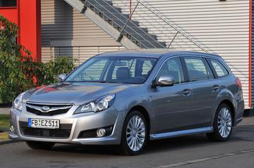 Subaru Legacy Touring Wagon 2.5i Sport Executive (2010)