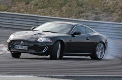 Jaguar XKR V8 Coupé Supercharged