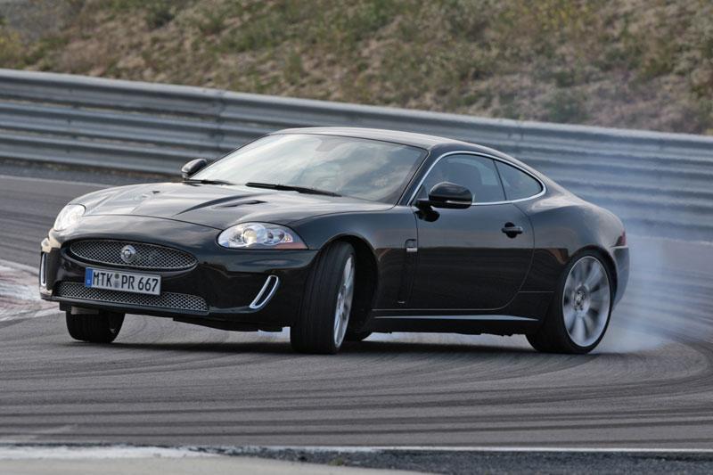 Jaguar XKR V8 Coupé Supercharged (2009)
