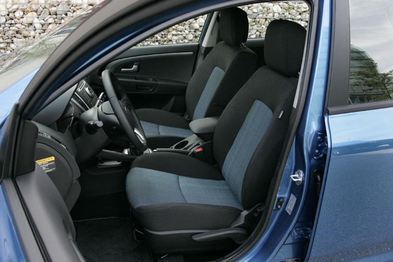 Kia ceed 1 4 cvvt x pect 2009 autotest - Frisse puertas ...