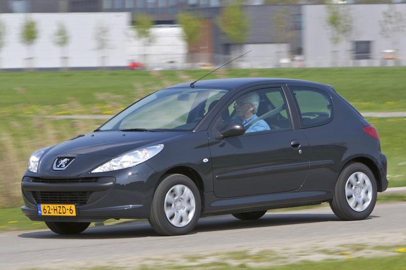 Peugeot 206+ 1.1 XR (2009)