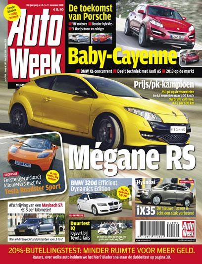 AutoWeek 45 2009