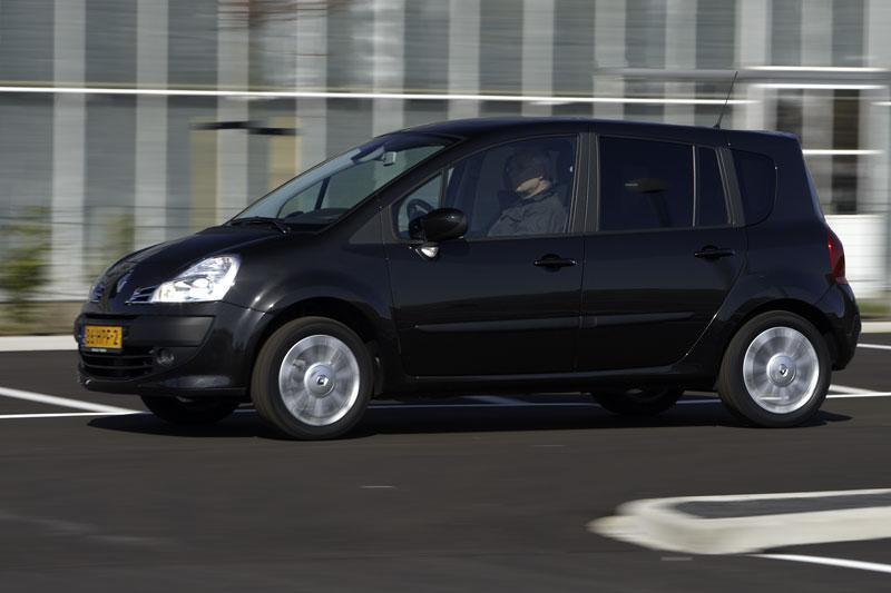 Renault Grand Modus 1.2 TCE Dynamique (2009)