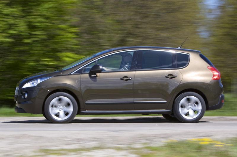 Peugeot 3008 ST 1.6 THP (2009)