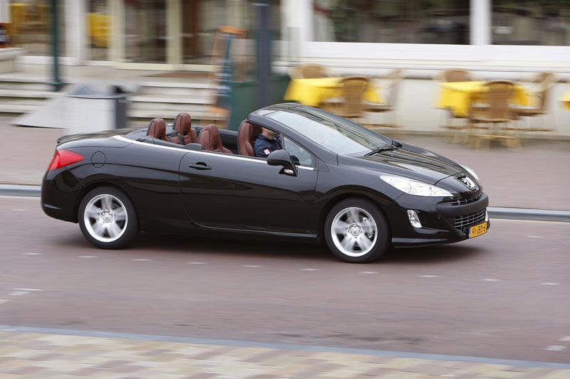 Peugeot 308 CC 1.6-16V VTi THP Première (2009)