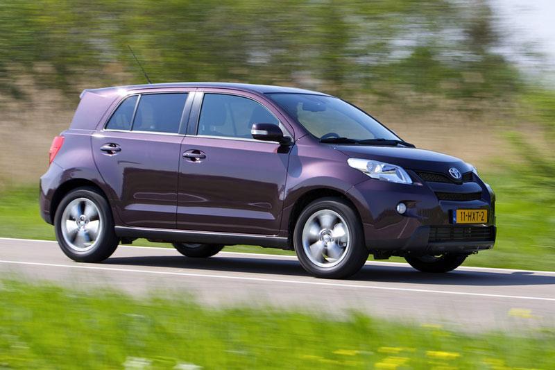 Toyota Urban Cruiser 1.3 VVT-i Dynamic (2009)