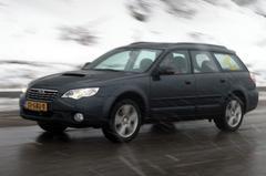 Subaru Legacy Outback 2.0D Executive