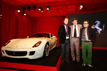 Speciale Ferrari 599 brengt 1,2 miljoen euro op