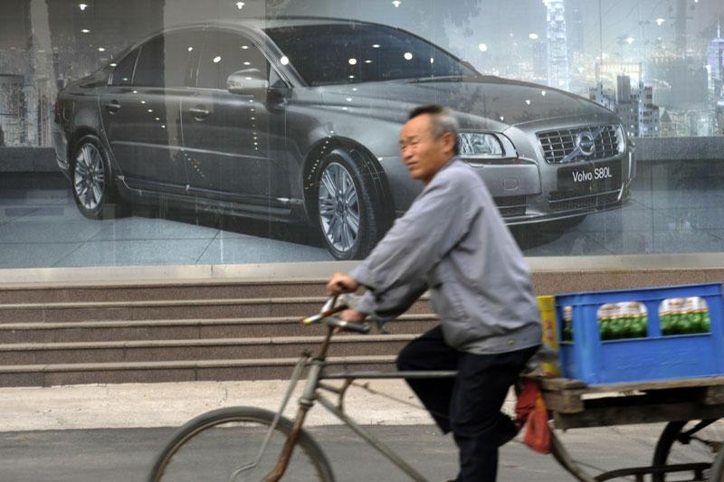 China 'tweede thuismarkt' van Volvo