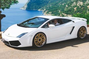 IMSA pakt Lamborghini Gallardo LP 560-4 aan