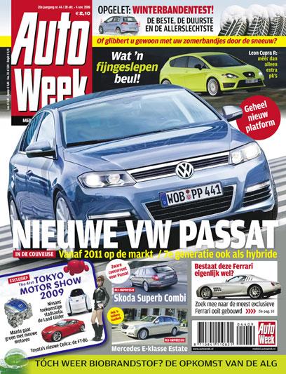 AutoWeek 44 2009