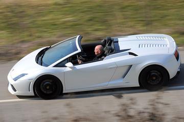 Lamborghini Gallardo LP560-4 Spyder (2009)