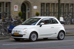 Fiat 500 1.2 Dualogic Start & Stop Pop