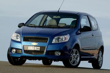 Chevrolet Aveo 1.4 16V LS (2009)