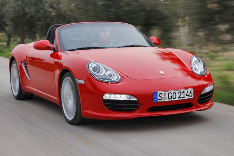 Porsche Boxster S (2009)