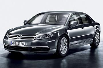 Ook familieneus voor Volkswagen Phaeton