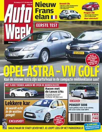 AutoWeek 43 2009