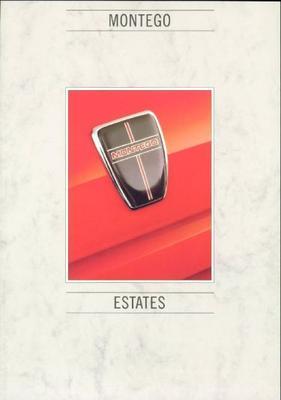 Brochure Austin Montego