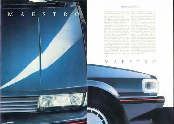 Brochure Austin Maestro