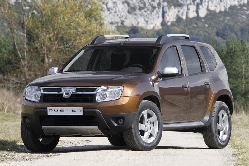 Dacia Duster: SUV zonder opsmuk
