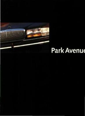 Buick Park Avenue brochure