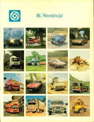 British Leyland wereldwijd
