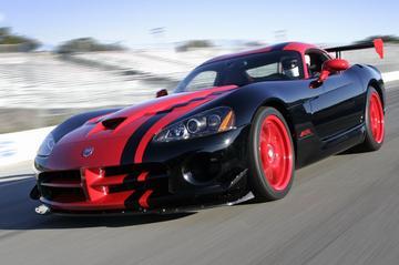 Nog één keertje dan: de 'nieuwe' Dodge Viper