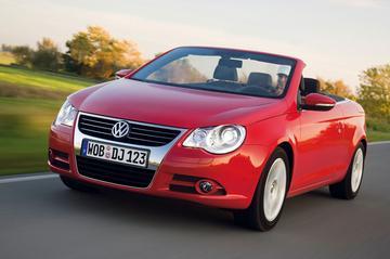 Alle prijzen VW Eos met 3.100 euro omlaag