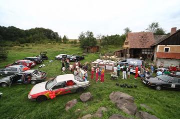 RAP-Rally door Oost-Europa