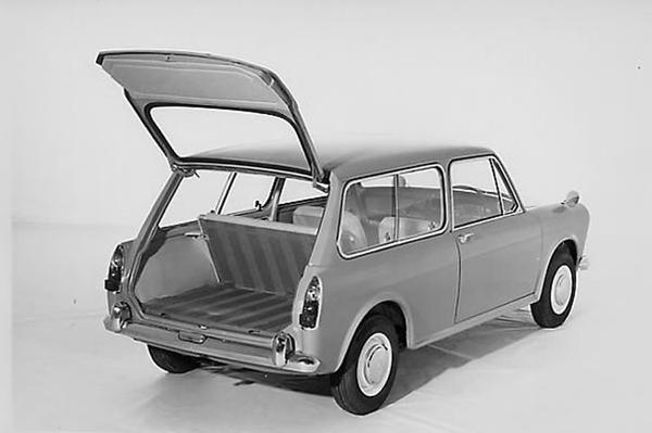 Morris 1100 Traveller - 1965