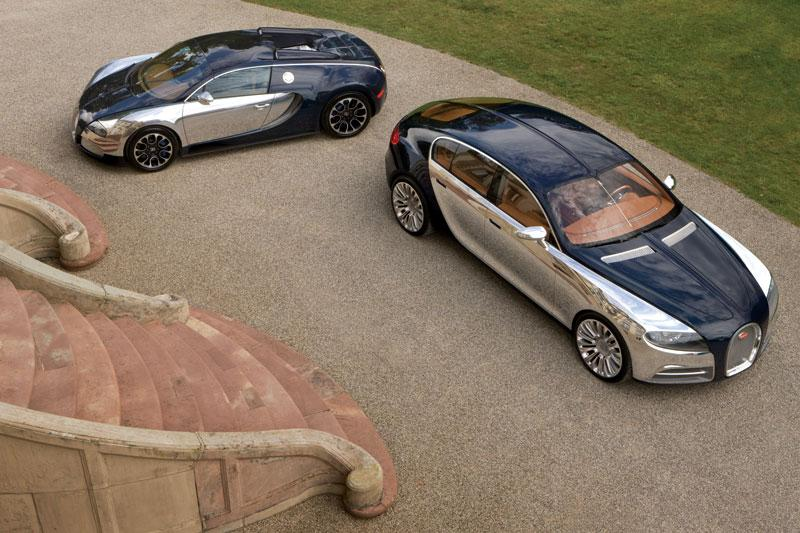 """""""Bugatti Galibier niet voor 2015"""""""