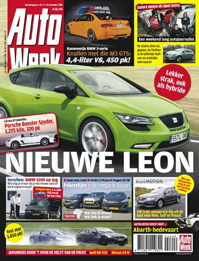 AutoWeek 46 2009