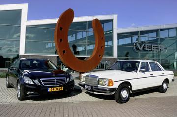 Mercedes 200 D - Mercedes E 200 CDI