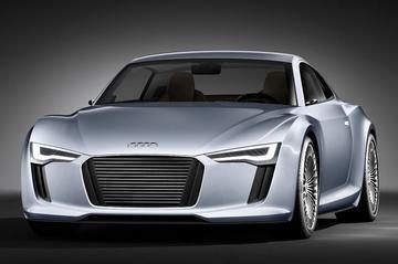 Audi e-Tron krimpt voor Detroit