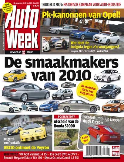 AutoWeek 53 2009