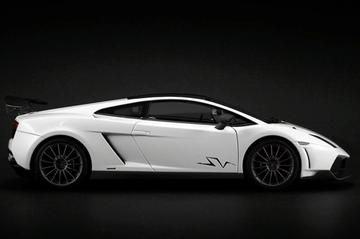 Lamborghini Gallardo LP 560-4 SV breekt los