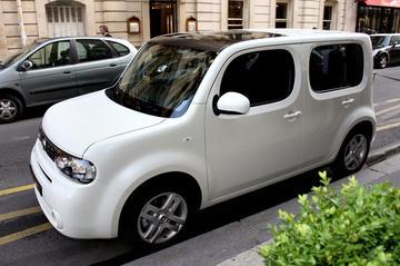 Nissan Cube mag blijven