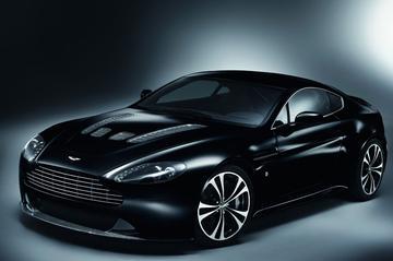Aston Martin verleidt met Carbon Black Editions
