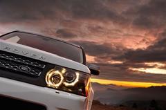 40 jaar Range Rover