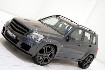 Brabus GLK V12 snelste SUV ter wereld