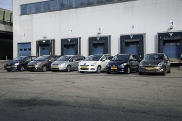 Citroen Grand C4 Picasso 1.6 THP - Ford S-MAX 2.0 16v - Mazda 5 2.0 - Peugeot 50