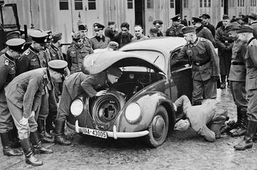 Ontdekking Volkswagen 'oer-Kever' 1938